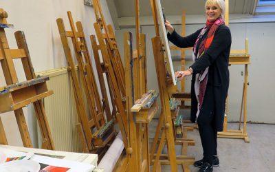 'Ik heb mijn werk en mijn passie goed op elkaar afgestemd'